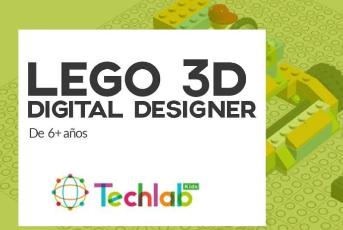 LEGO 3D Digital Designer – Nivel I
