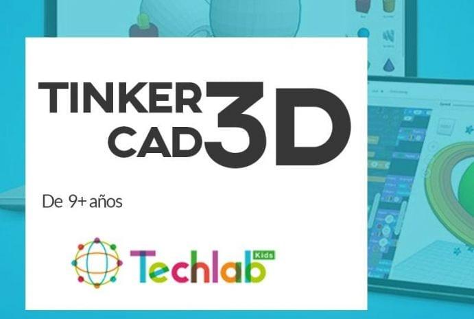 Tinkercad 3D Digital Designer – Nivel I