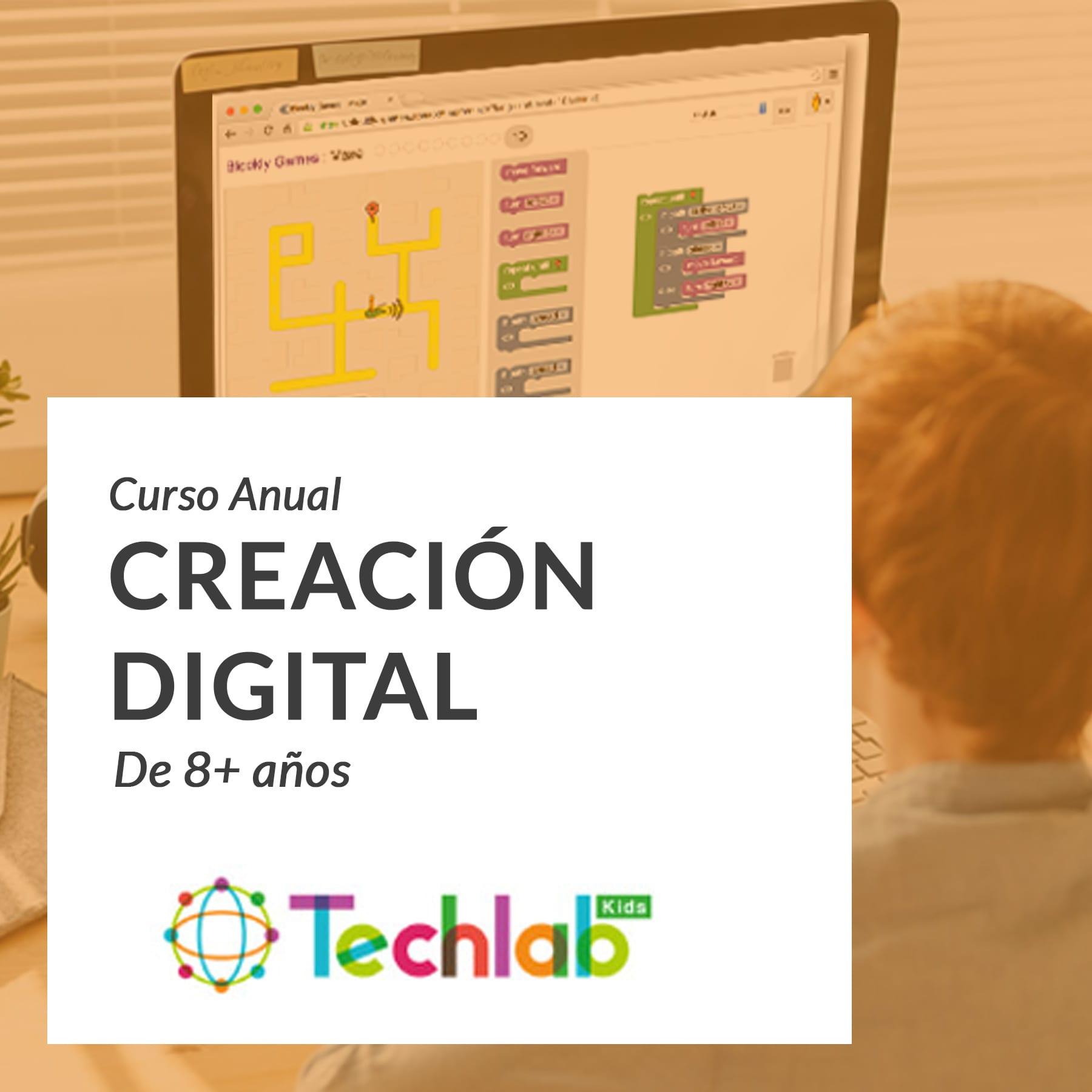 Curso Anual Creación Digital